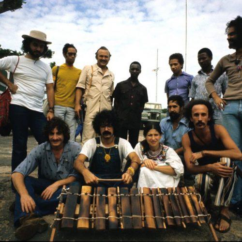 1976 Canzoniere del Lazio in Mozambico