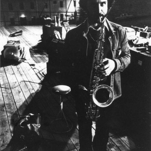 1976 - Backstage Canzoniere del Lazio (foto F.Borelli)