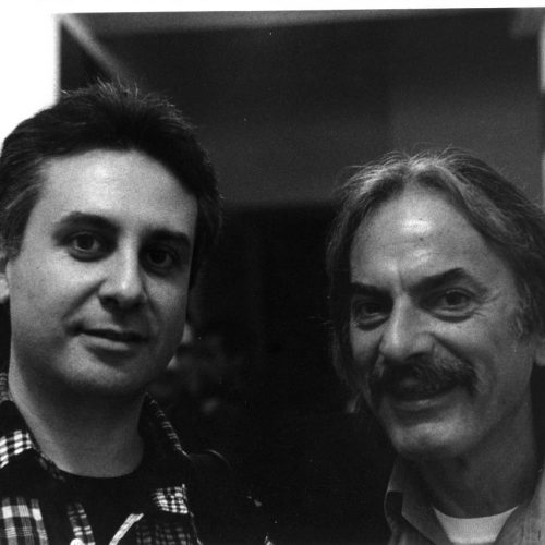 1976 - with Enrico Rava