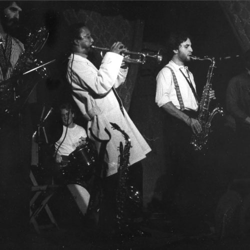 1978 - In Roma with Lester Bowie, Vittorini, Urbani, Gatto
