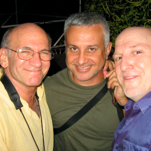 2009 - with Liebman and Nussbaum