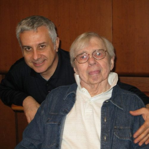 2010 - with Bob Brookmeyer-RM Auditorium