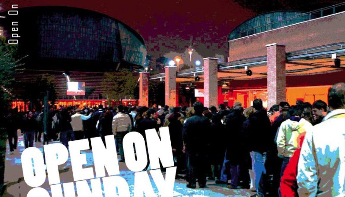2011-Open On Sunday