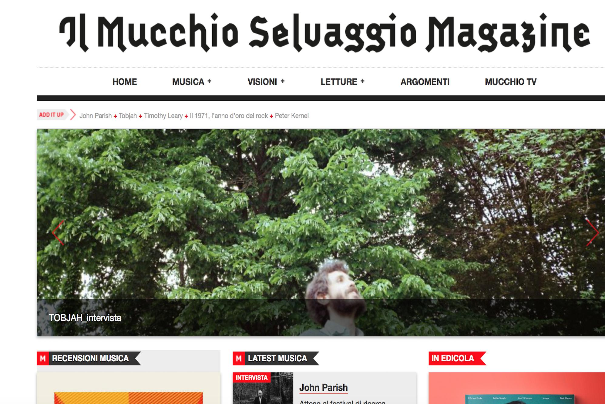 Il mucchio selvaggio – Maurizio Favot